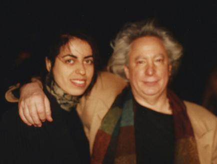 Nana y Rogelio Polesello
