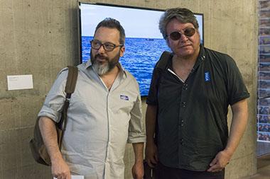 Gerardo Rozin y Diego Rojas