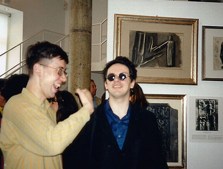 Lux Lindner y Martín