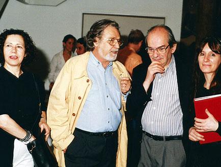 Mini Zuccheri, amigo, Antonio Vigo y Sra.