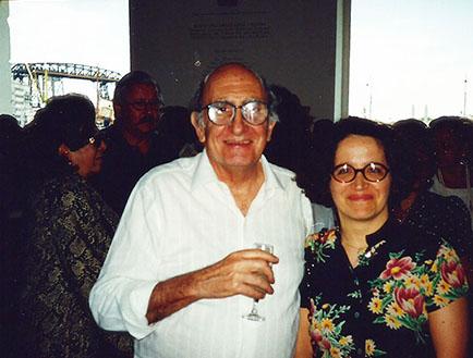 Yuyo Noe y Victoria Verlichak