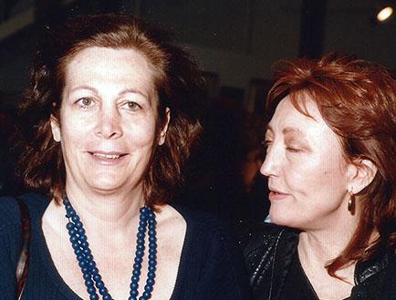 Laura Buccellato y Maria Sheila Cremaschi
