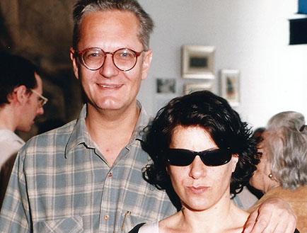 Jorge Gumier Maier y Alicia Herrero