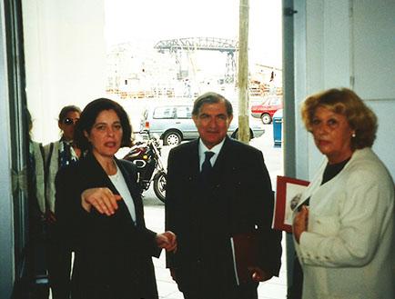 Adriana Rosenberg, Vittorio Fagonne