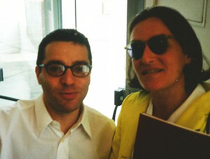 Horacio Dabbah y Elena Bonatti