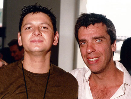 Sergio Avello y Santiago Bengolea