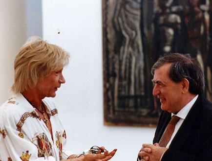 Federico Klemm y Vittorio Fagonne
