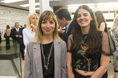 Rosario García Martinez, Camila Villaruel