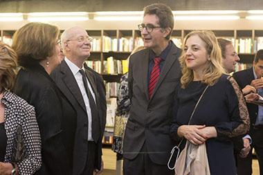 Adriana Rosenberg, Paolo Rocca, Yann Lorvo, Nicola Constantino