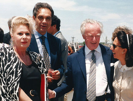 Roberto Rocca y amigos