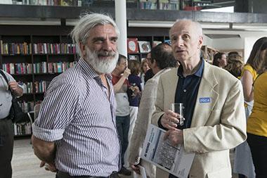 Santiago Bengolea, Hugo Beccacece