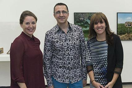 Cintia Mezza, Rodrigo Alonso, Cecilia Jaime