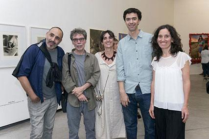 Gustavo Di Mario, Marcos López, Guadalupe Miles