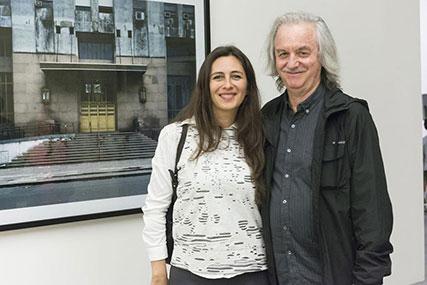 Gabriel Werthein y Paula