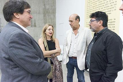 Jaime Abello Banfi, Nicola Costantino, Facundo de Zuviría, Julio Pantoja