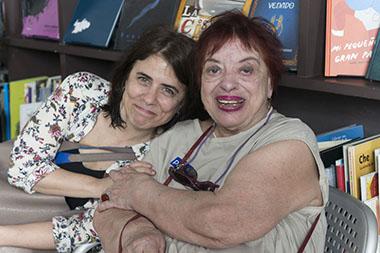 Cecilia Rabossi, Graciela Taquini