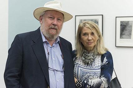 Abel Alexander y Matilde Sánchez