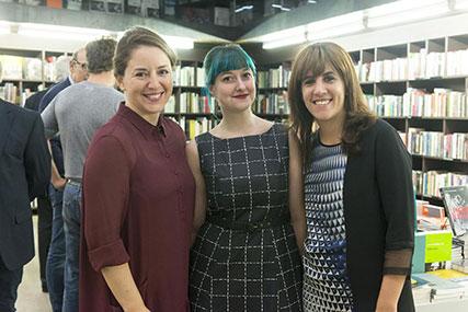 Cintia Mezza, Clara Tomasini, Cecilia Jaime