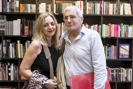 Nicola Costantino, Esteban Tedesco