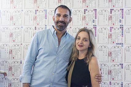 Alberto Sendrós, Nicola Costantino