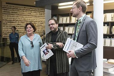 Adriana Rosenberg, Marcello Dantas, Harald Herrmann