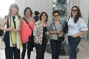 Graciela Smith, Cecilia Rabossi, Victoria Verlichak, Elizabeth Torres