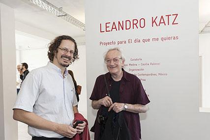 Carlos Baragli, Leandro Katz