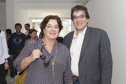 Adriana Rosenberg, Jaime Abello Banfi