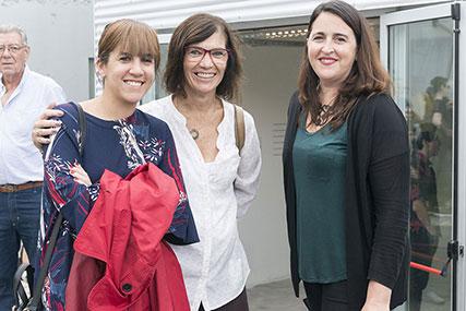 Cecilia Jaime, Mirta Unger, Elizabeth Torres