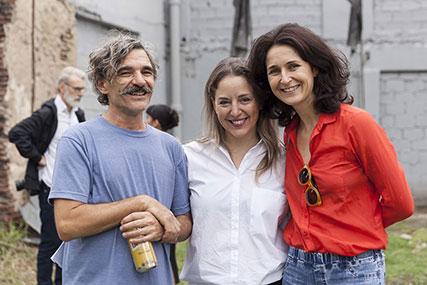 Ariel Montagnoli, Cintia Mezza, Delfina Bourse