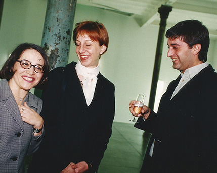 Victoria Verlichak, Silvia Fehrmann, Daniel Link
