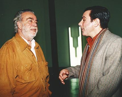 Luis F. Benedit, Fernando Bustillo