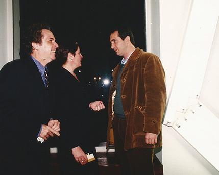 Eduardo Ayerza, Adriana Rosenberg, Sergio Quentin