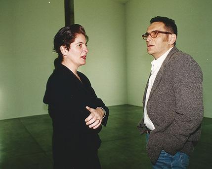 Adriana Rosenberg, Ernesto Korovsky