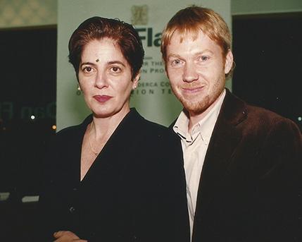 Adriana Rosenberg y G. Spencer