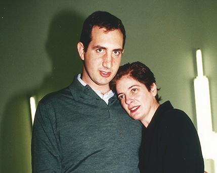 Adriana Rosenberg y Sergio Quentin