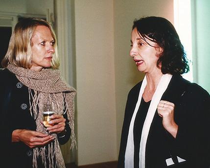 Lynne Cooke, Sonia Becce