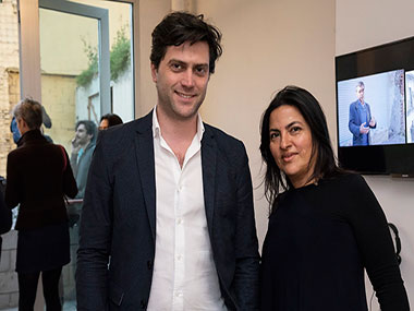 Agustín Diez Fischer, Sandra Antelo-Suárez