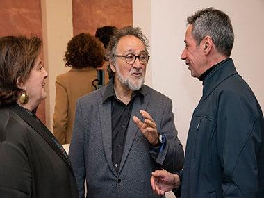 Adriana Rosenberg, Américo Castilla, Esteban Álvarez