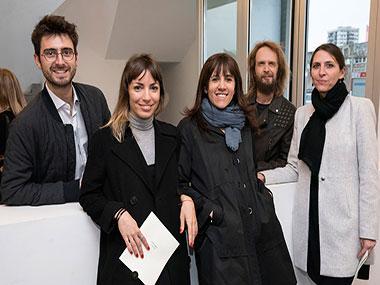 Gastón Solari, Rosario García, Cecilia Jaime, Guillermo Goldschmidt, Soledad Oliva