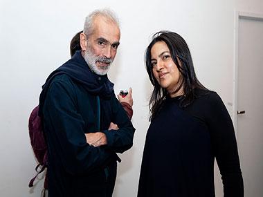 Juan Maidagan y Sandra Antelo-Suárez