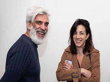 Santiago Bengolea y Damiana Poggi