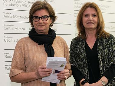 Anna Mattirolo, Margherita Guccione