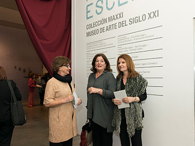 Anna Mattirolo, Adriana Rosenberg, Margherita Guccione