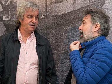 Gabriel Werthein, Claudio Golonbek