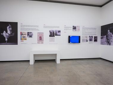 Yves Klein. Retrospectiva. Sala 1