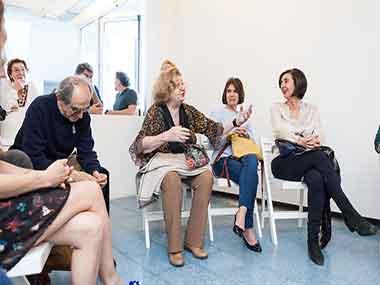 Juan Suaya, Elena Acquarone, Cristina Carlisle