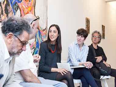 Renato Rita, Rafael Bueno, Daniela Lucena, Gisella Laboureau