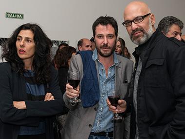 Gabriela Antenzon, Federico Zukerfeld, Augusto Zanela