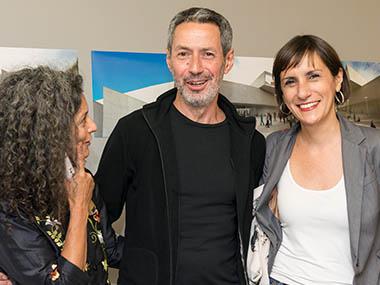 Celina Jure, Esteban Ávarez, Marcela Sinclair